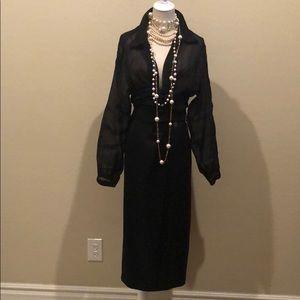 Escada Dressy Wool Skirt (42)